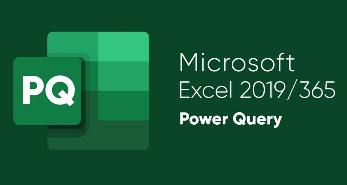 Kurs Excel Power Query