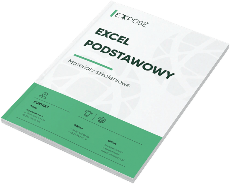 Kurs Excel Podstawowy Online