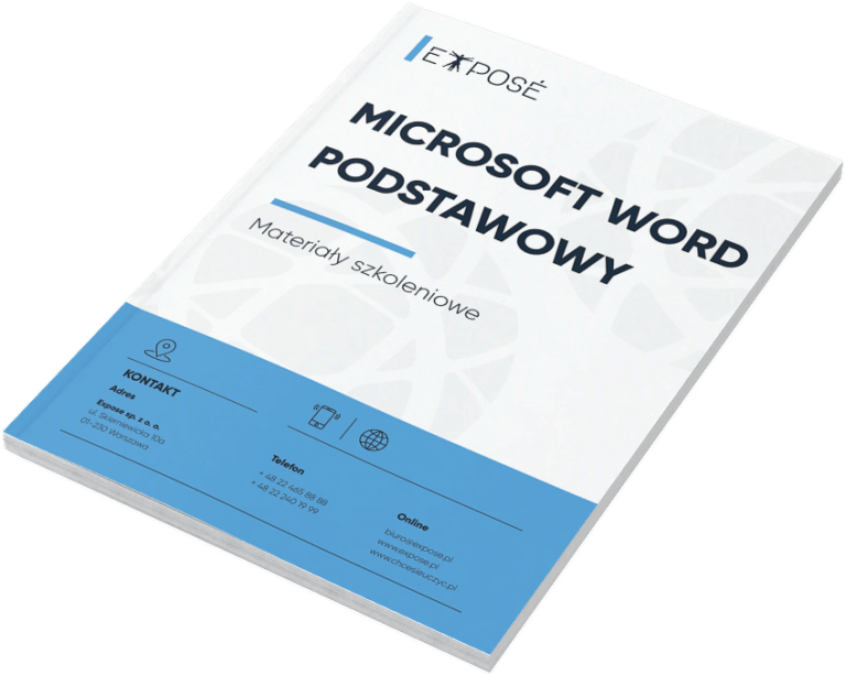 Kurs Word Podstawowy Online