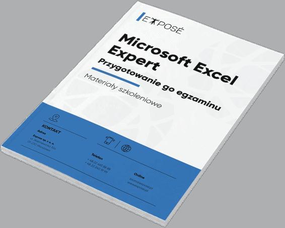 Kurs MOS Excel Expert