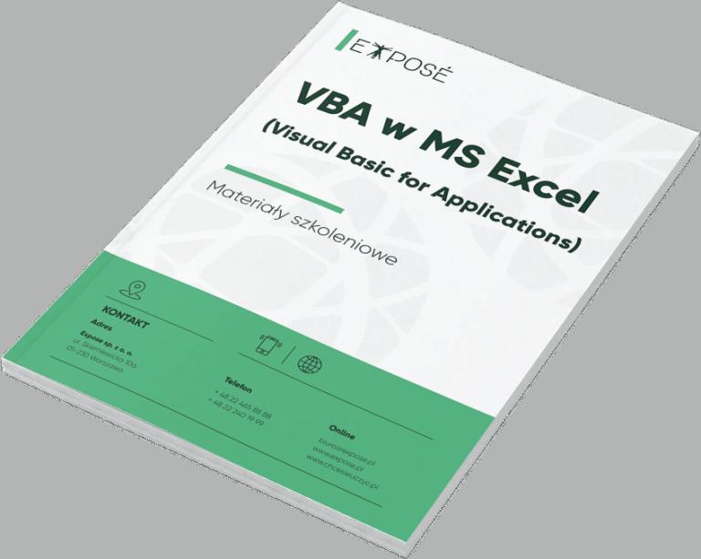 Kurs Excel Makra i VBA