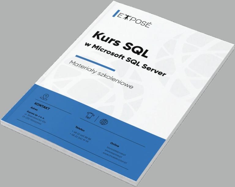 Kurs SQL online