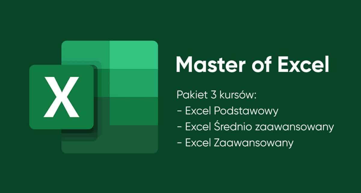 Pakiet Master Of Excel