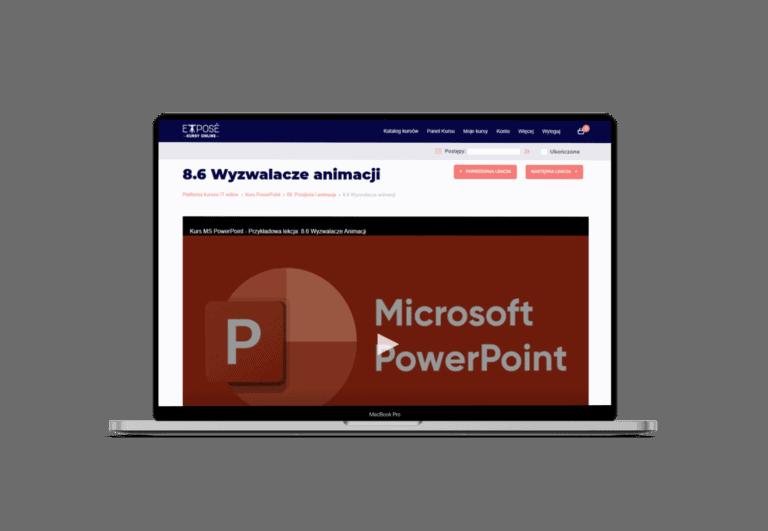 Kurs PowerPoint online