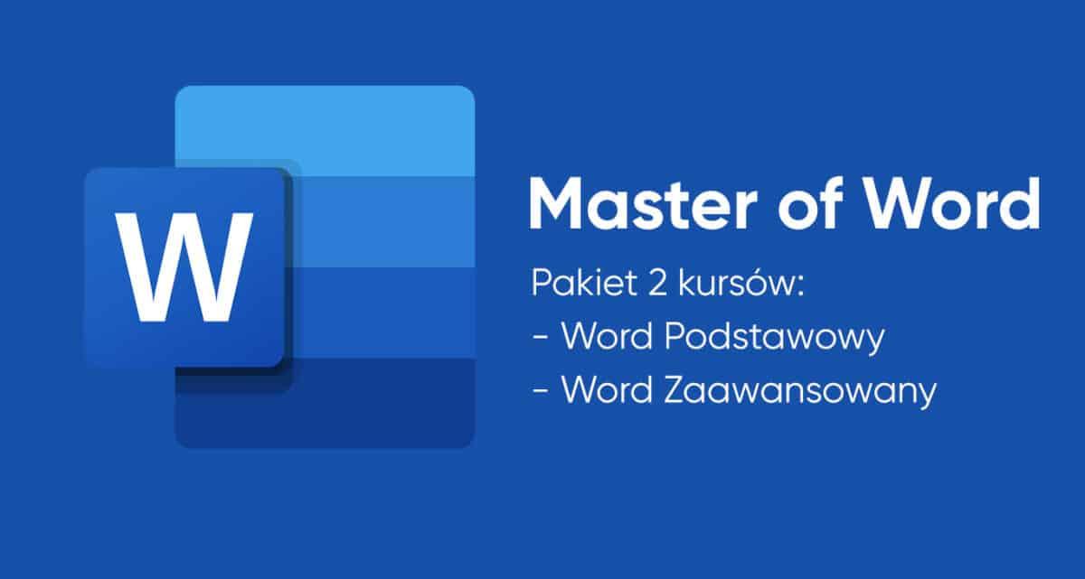Pakiet Master of Word